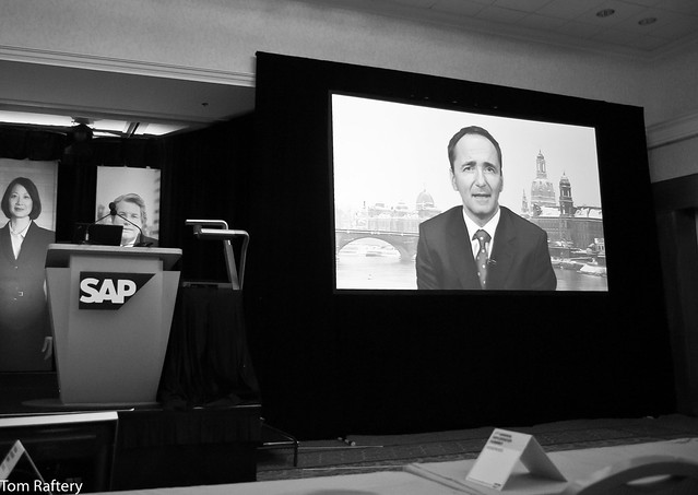 SAP Co-CEO Jim Hagemann Snabe