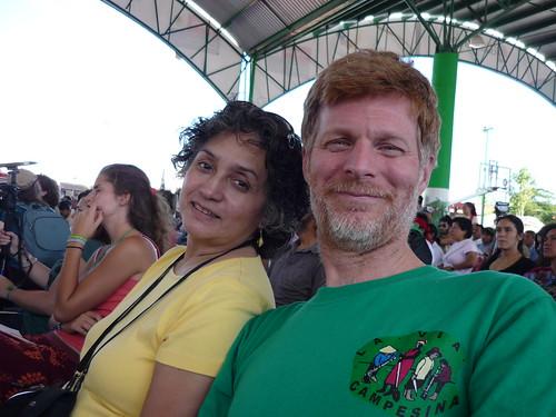 Leticia Adair & Brent Patterson