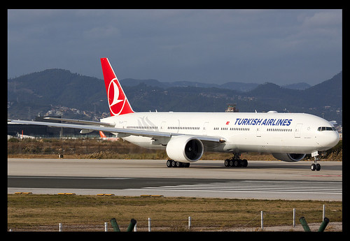 TURKISH B777 TC-JJF