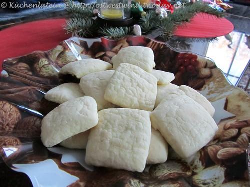 Weiße Kuchen - Ella Orth