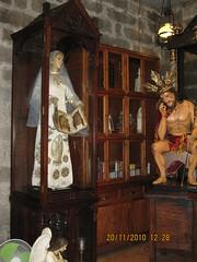 Inside Saint Veronica's Prayer Room (Leo Cloma) Tags: santa saint room philippines prayer saints veronica bulacan santos bloomquist malolos vecin cloma