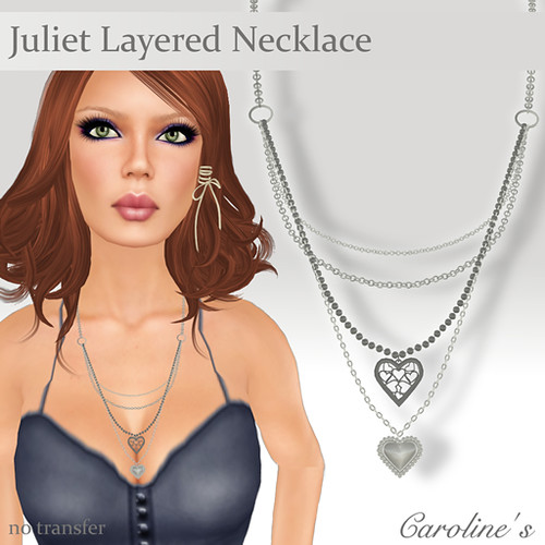 Caroline's Jewelry Juliet