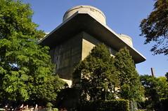 Vienna - Anti-aircraft towers (5) (AAron Metcalfe) Tags: vienna wien tower austria ww2 worldwar2 antiaircraft