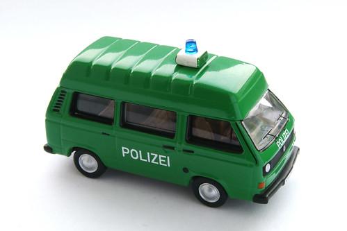 VW T3 - Polizei