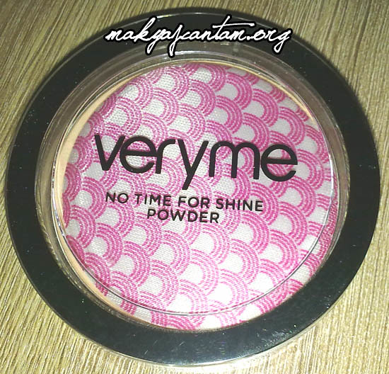 Oriflame No Time For Shine Powder