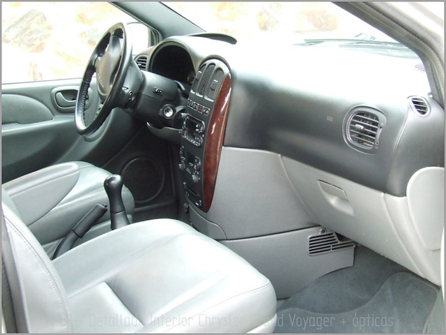 Chrysler Grand Voyager - Det. int. </span>+ opticas-48