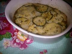 Turnip zucchini bake 1