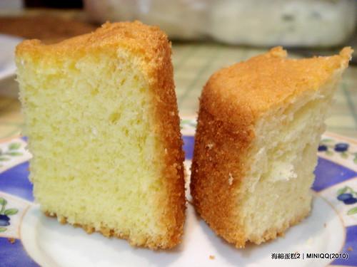 20101213 Sponge Cake-2 _28 比較