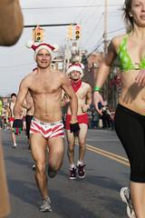 Albany Santa Speedo Sprint 2010 (Chicago_Tim) Tags: santa christmas charity shirtless holiday newyork sexy race funny underwear albany wtf speedo swimsuit sprint fundraiser asap larkstreet centersquare santaspeedosprint damiencenter albanysantaspeedosprint