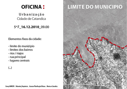 Limite do Municipio