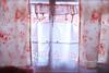 New curtains (jemerasp) Tags: curtains cortinas maryrose craftroom shabbychic lecien fabricroses stichingroom habitacióndecostura