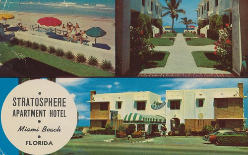 Stratosphere Apartment Hotel - Miami Beach, Florida