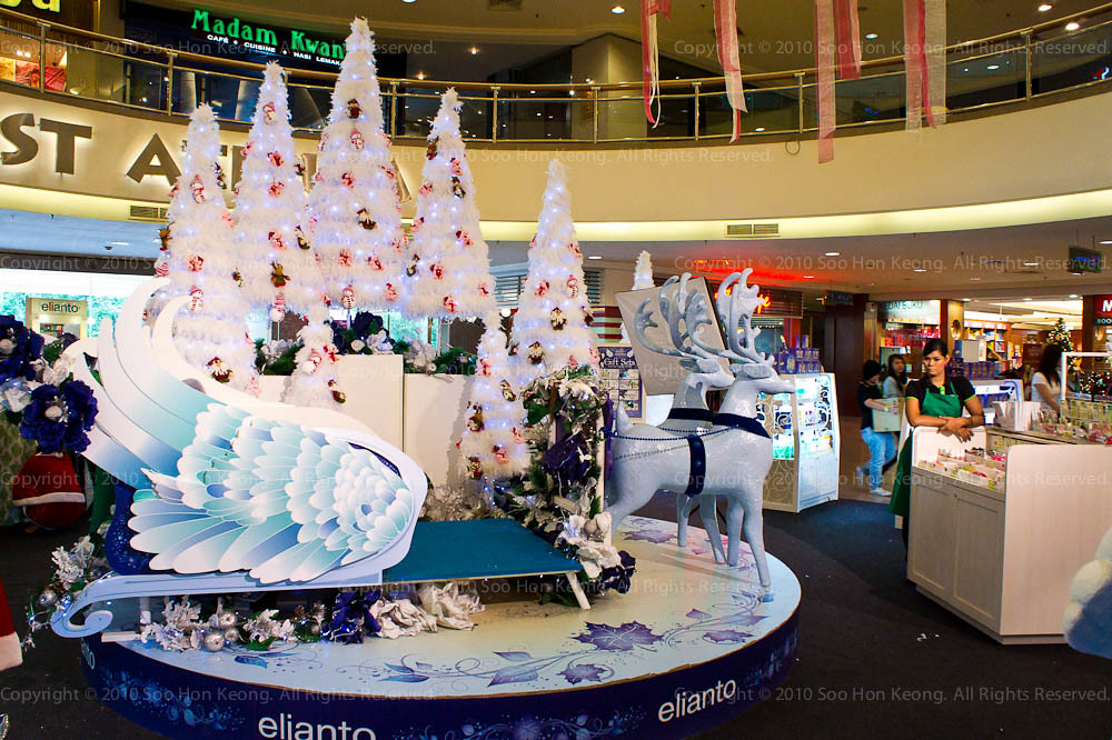 Christmas Decor @ MidValley, KL, Malaysia