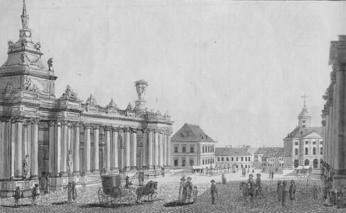 Königsbrücke um 1790