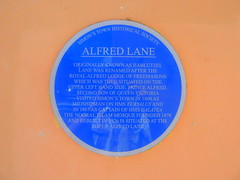 Photo of Alfred, Duke of Saxe-Coburg and Gotha blue plaque
