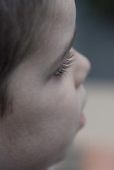 Infanzia (scarpace87) Tags: portrait face childhood nikon dof child bokeh profile rimini explore 28 105 ritratto viso bambino profilo