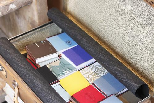 altbooken notizbücher quadratisch
