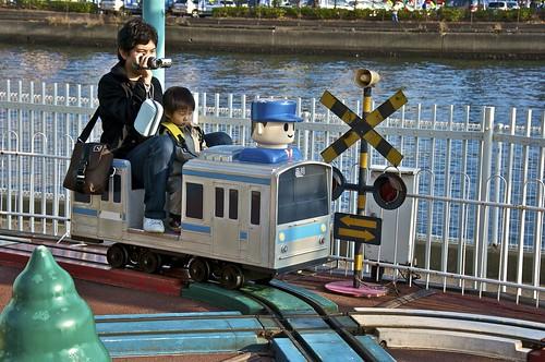 JR Keihin Tohoku Line de juguete