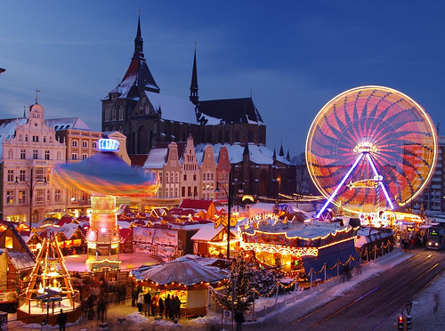 Rostock, Germany (by: Carsten Pescht, creative commons license)
