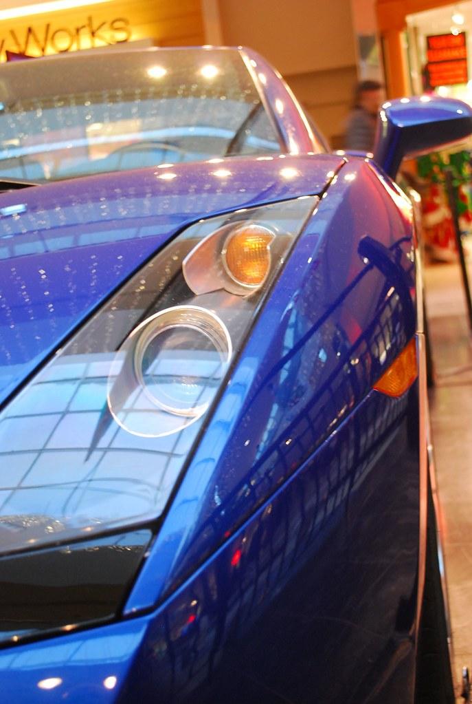 West Edmonton Mall Lamborghini 2
