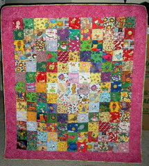 I-Spy Play Quilt