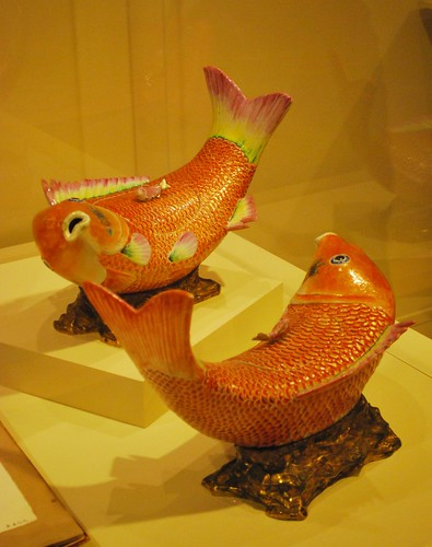 Koi Soup Tureens