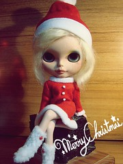 Summer y yo os deseamos una feliz Navidad!!!!