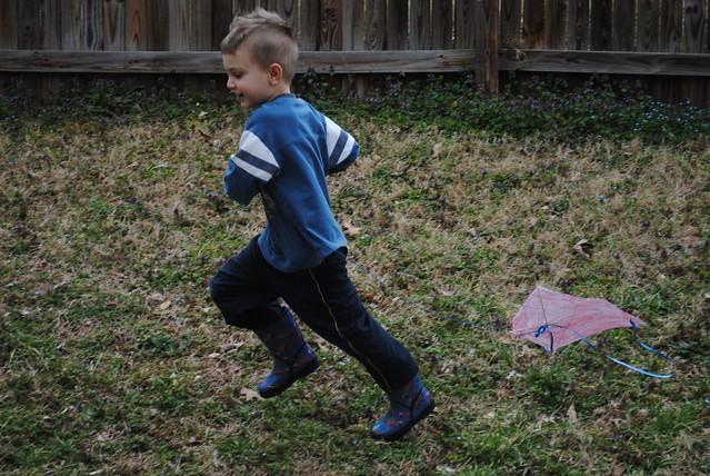 Eli's kite