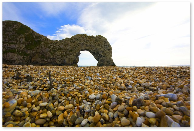 Durdle door...