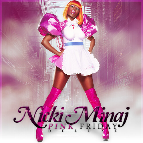 pink friday cover. Pink Friday cover