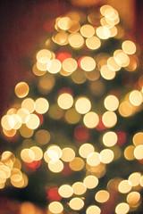 Christmas Tree-Keh (MelissaEmikoPhoto) Tags: christmas red white holiday tree texture gold lights bokeh spirit outoffocus ornaments cheer shadowhouse treekeh skeletalmess kimklassen