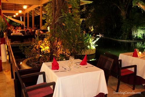 Restaurant at the Bavaro Princess Resort