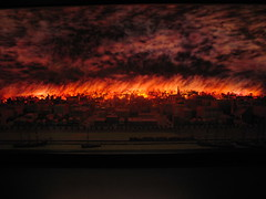 Chicago Fire Diorama