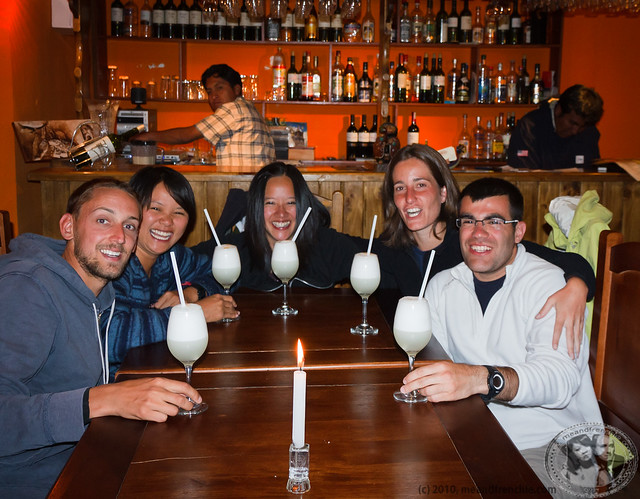We Love Pisco Sour!!