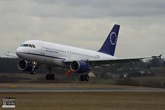 G-NMAK - 2550 - Twinjet - Airbus A319-115X CJ - Luton - 100225 - Steven Gray - IMG_7379