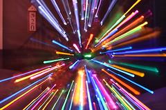 Burst of light (StRic07) Tags: night lights bright burst