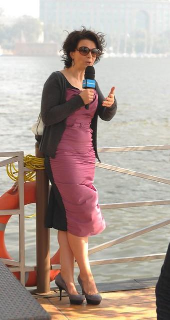 Juliette Binoche in Egypt by imhotepelmasry