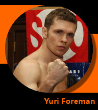 Pictures of Yuri Foreman