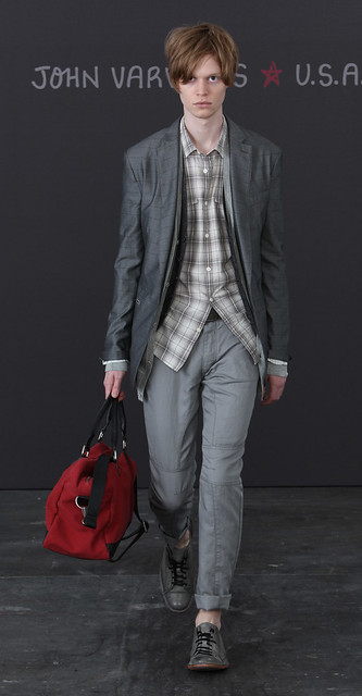 John Varvatos Star USA SS11_004Magnus Alinder(Official)