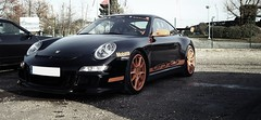 Wringer (2KP) Tags: orange black france cars car racetrack 911 bordeaux voiture porsche circuit rs voitures gt3 aquitaine gironde tlthon mk1 mrignac