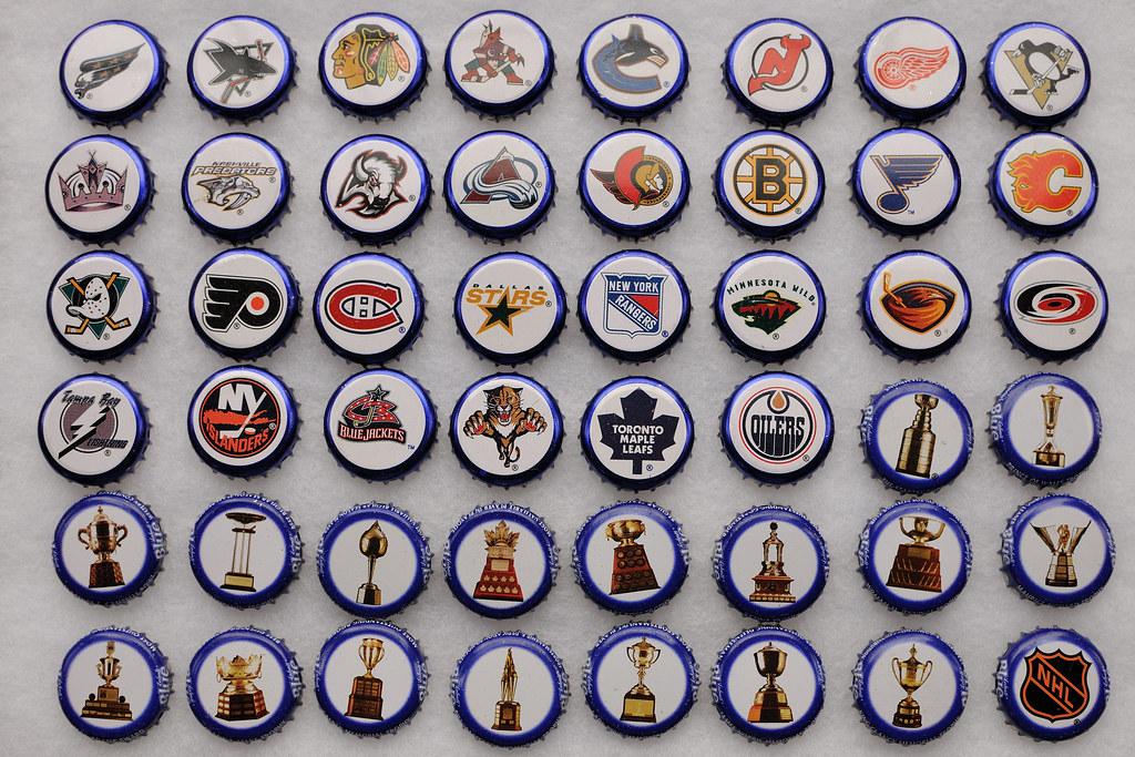 NHL Caps
