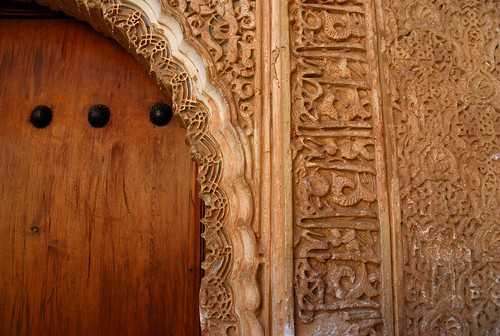Amazing Old Doors and Carved Stone