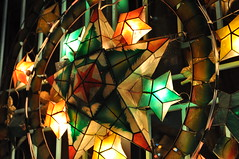 (Katerina Francisco) Tags: christmas light color night photography star photo nikon photograph lantern parol