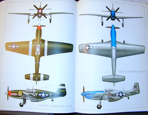 The Complete Book of World War II Combat Airfcraft