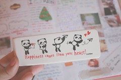 1/365 from your heart (Honey Pie!) Tags: cute panda diary journal days honey kawaii 365 erase dirio 365days 365daysproject 365dias ursopanda 365daysofhoney