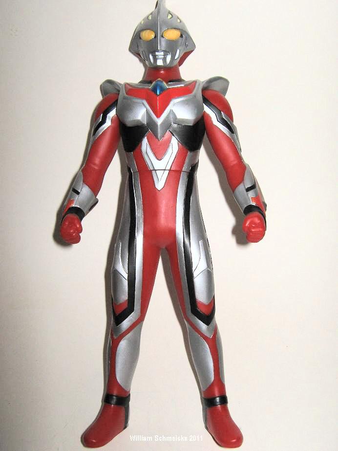 Ultraman Nexus TV Magazine