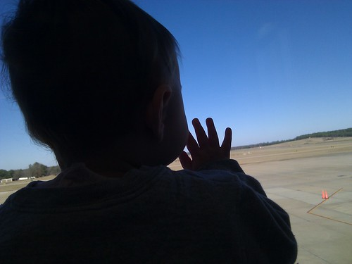 Watching the Airplanes