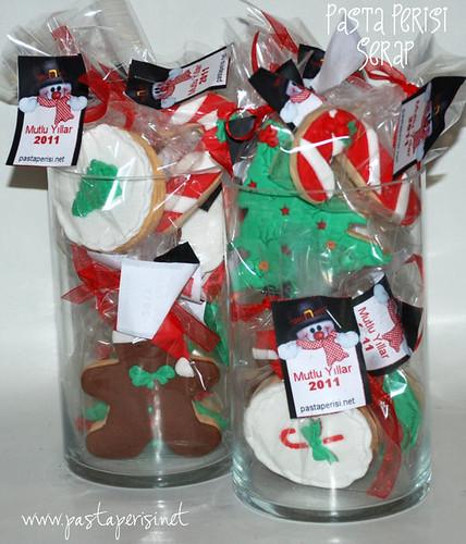 yeni yıl kurabiye 2011