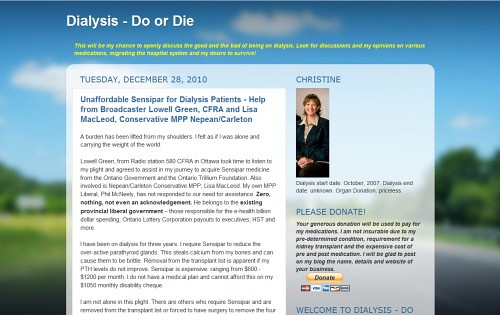 Dialysis - Do-Or-Die