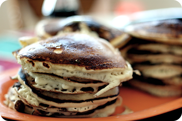 DITL 14 - Pancakes